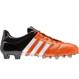 AdidasAce15BlackOrangeWhiteLeather