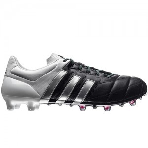 AdidasAce15WhiteBlackPinkLeather
