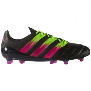 AdidasAce161LeatherBlackGreen