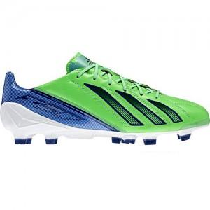 AdidasF50AdizeroIIIGreenBlueLeather