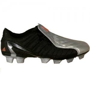 AdidasF50YSilverOrangeBlack