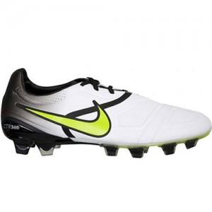 NikeCTR360WhiteBlackLime