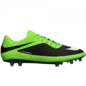 NikeHypervenom1GreenBlack