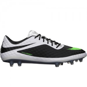 NikeHypervenom1WhiteBlackGreen