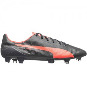 PUMAEvoSpeed1.4BlackRedSL