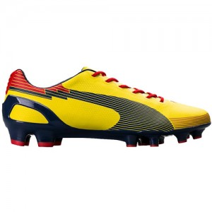 PUMAEvoSpeed1YellowNavyRed